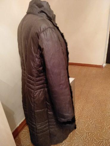 Отличная удлинённая женская куртка в Кок-Ой