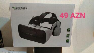"tv box - Azərbaycan: VR Box "" Shinecon"" 3D baxis ucun. Virtual reallig"