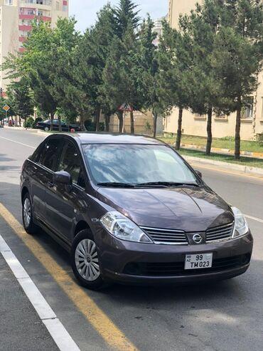 Nissan Azərbaycanda: Nissan Tiida 1.6 l. 2007 | 197000 km