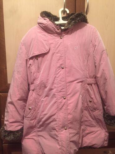 Зимняя,очень качественная куртка с начёсом покупали за 4300