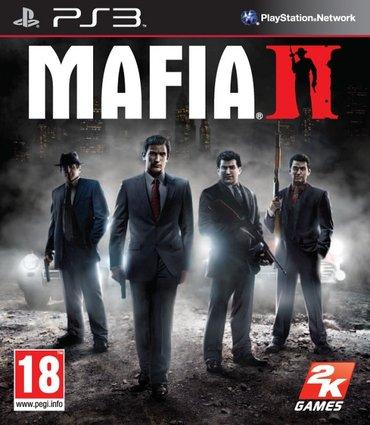 """Bakı şəhərində """"Mafia 2"""" Playstation 3"""