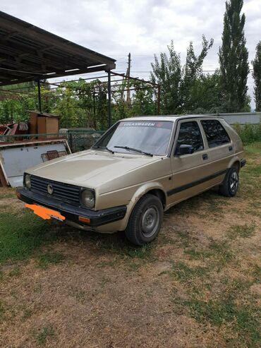 Транспорт - Чат Кёль: Volkswagen Golf 1.8 л. 1987