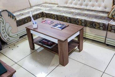 Журнальный столик, модель №3.Размер:850/550/450 мм. (Возможна