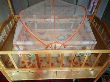 Продаю детскую кровать с в Бишкек