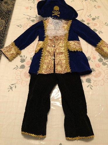 детские народные костюмы в Кыргызстан: Детский новогодний костюм пиратаразбойника на 6/7 лет состояние идеа