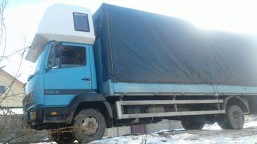 Мерседес 914 длина 7.3 высота 2.3 ширина  2.5 в Бишкек
