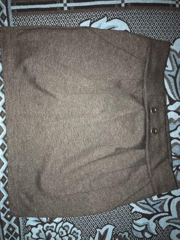 ZARA BASIC LUX COLECTION...Savrsena suknja - Crvenka