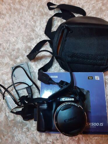 Продаю фотоаппарат. Модель Canon SX500. В отличном состоянии, полный
