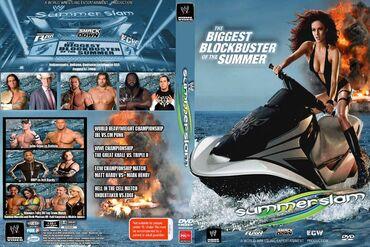 WWE SUMMERSLAM 2008