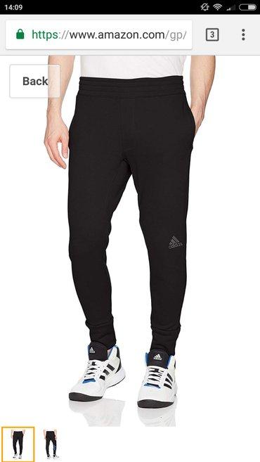 Спортивные штаны adidas basket , размер.:M,L,,цена 1900 сом в Лебединовка