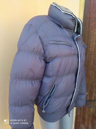 Muske jakne zimske - Srbija: Muska jakna vel M kao nova. u perfektnom stanju. Zimska topla jakna