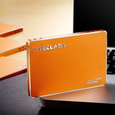 Новые SSD накопители TECLAST Высокое качество,доступная