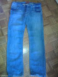 Muška odeća | Trstenik: Prodajem nove, par puta probane farmerice, poluobim 45 cm, duzina od
