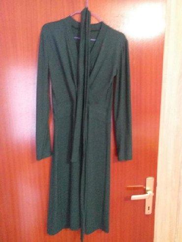 Maslinasto zelena haljinaNovaVel.LPamuk elastinPODLEDAJTE SVE MOJE