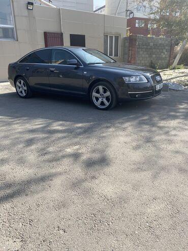 audi quattro 2 2 20v в Кыргызстан: Audi A6 2 л. 2008