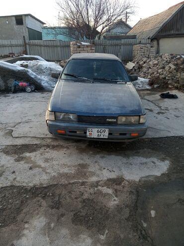Туй голубые ели - Кыргызстан: Mazda 626 2 л. 1984 | 378317 км