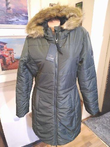 Nova zenska zimska jakna sa kapuljacom Hummel. Odlicna zenska zimska - Belgrade