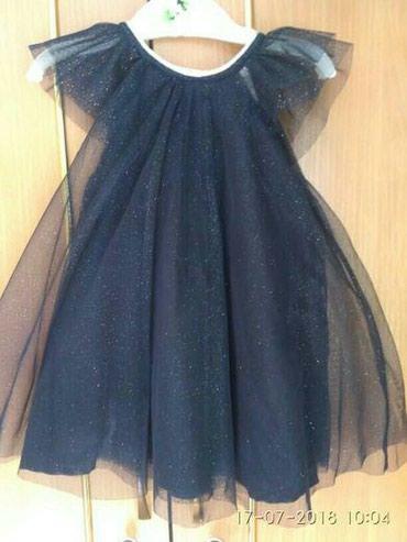 Продам красивое платье,размер с 6 месяцев до года в Бишкек
