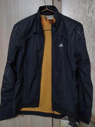 Ветровка Adidas originals, качество отличное, размер S