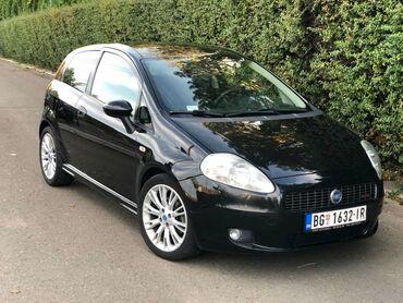 Manuel - Srbija: Fiat Grande Punto 1.9 l. 2006   185350 km