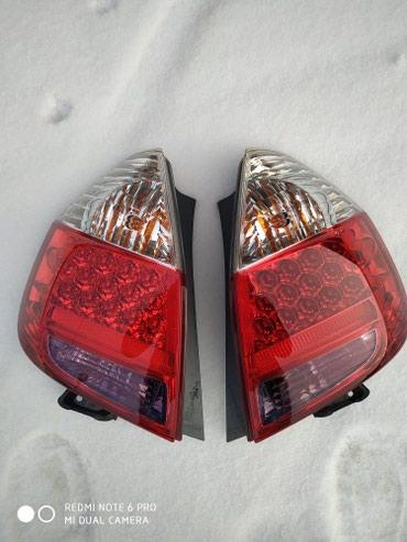 Задние фонари на фит рестайлинг пара 4000 сом в Бишкек