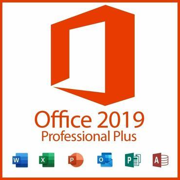 one plus one - Azərbaycan: Mixrosoft Office Professional Plus 2019 versiya komputerlərə yazılması