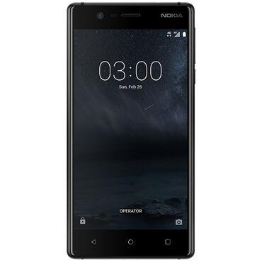 продам наковальню в Кыргызстан: Продаю Nokia 3 android 9 2 сим карты цвет черный дисплей чистый