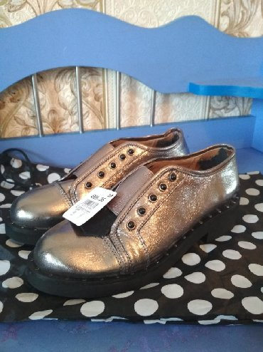 shlepki tanketka в Кыргызстан: Обувь новая, ошиблись размером. Натуральная кожа. Торг возможен