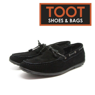 мужские мокасины в Кыргызстан: Мокасины мужские Toot shoes&bags Артикул: M48-13 Детали Размер 39
