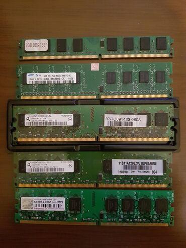 Lenovo i717 - Srbija: Ispravne ram memorije ddr2 sa slike1gb-500 din(lenovo