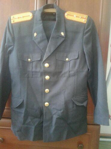 Мужская одежда в Беловодское: Китель б/у