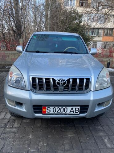 Toyota Land Cruiser 3 л. 2002