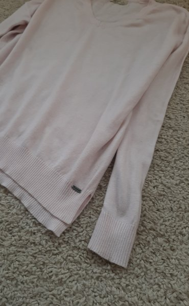 Timeout baby roze bluza   Materijali: pamuk idr Veličina: 38  Nežno ro