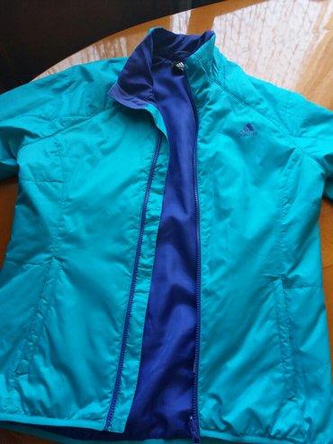 Skroz nova jaknica tanja kao suskavac,adidas original. Prelepa. Pogled - Sokobanja