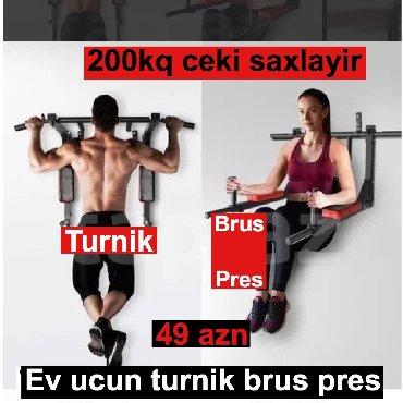 Турники в Азербайджан: Turnik Ev ucun Turnik brus pres idman aleti5 iLdi bu mali satiriq ve