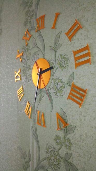 3D Dekor Saat в Sumqayıt