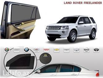 Avtomobil aksesuarları Bakıda: Land rover freelander və hər növ avtomobi̇l üçün pərdələr. 25-30