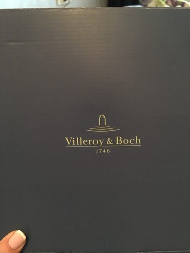 villeroy - Azərbaycan: Villeroy & Boch. Posuda. Mojno na podarok