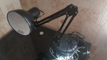 Лампа настольная новая в Бишкек