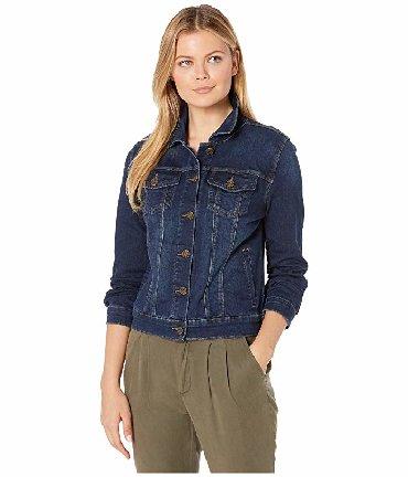 Новая с биркой джинсовая куртка. Размер XL. Фирма Skinny girl. Цена 80