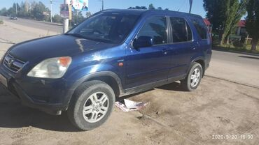 priglashaem v salon krasoty в Кыргызстан: Honda CR-V 2 л. 2003 | 180000 км