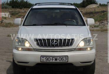 Lexus - Azərbaycan: Lexus 3 l. 2001 | 190000 km