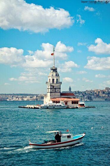 Istanbul turu  Qiymətə daxildir: Aviabilet(gediş-dönüş) Otel(4 gecə/5