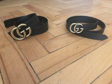 Bakı şəhərində Gucci remenler,tezedir,2-si 18m,tek tek 9 m