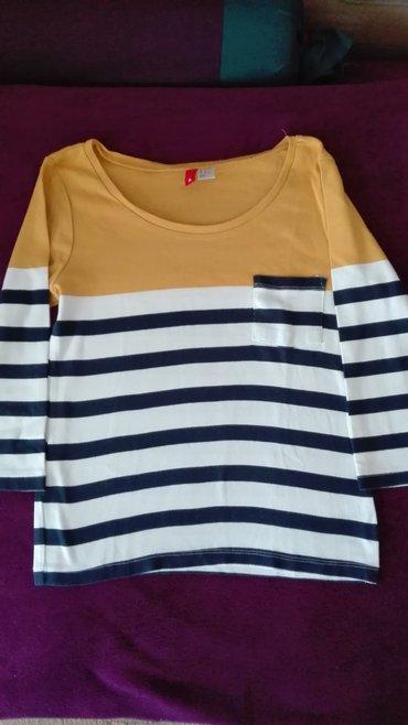 H&m majica,3/4 rukavi,velicina je 34,100%pamuk. - Novi Sad