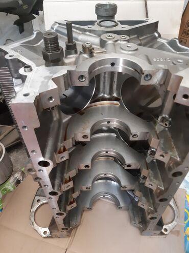 bmw 735 - Azərbaycan: BMW Mühərrik bloku.  BMW Блок двигателя.  BMW 745İ E65 N62B44A  Müh