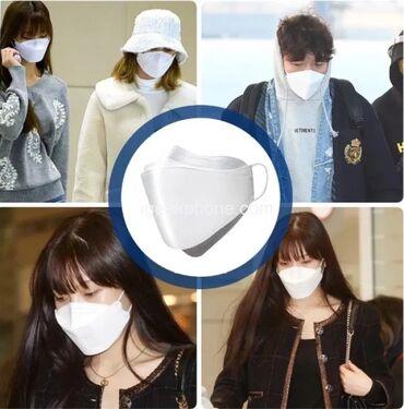 Korean maskКорейские маски KF94Korean protective masks #bishkek