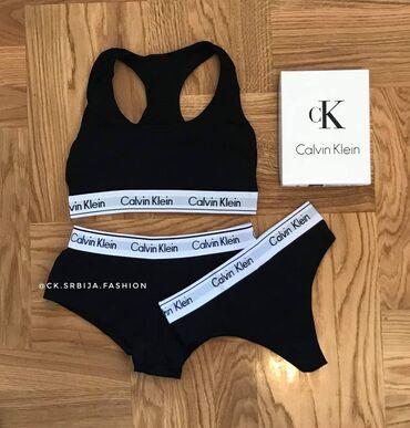 Calvin-klein - Srbija: Calvin Klein komplet crni