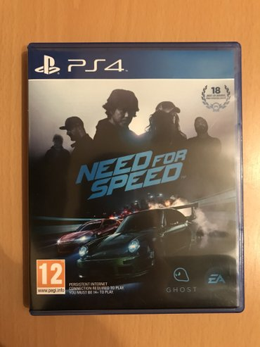 Na prodaju Need For Speed (2016) PS4 Video Igra! NOVO, NOVO, NOVO!  *C - Loznica
