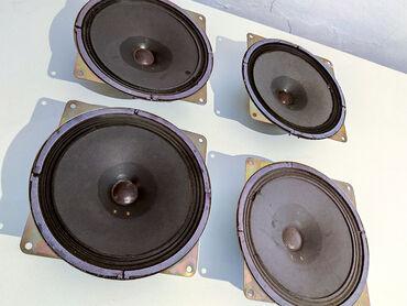 Продаю широкополосные динамики СССР 4ГД - 35 - 36Бумажные диффузоры в